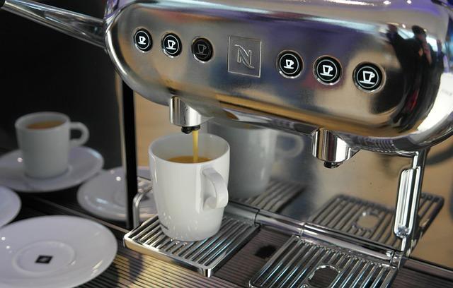 kávovar