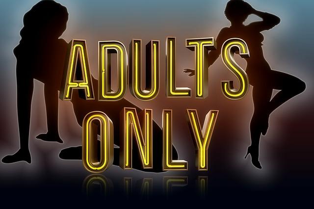 Pre dospelých, erotika